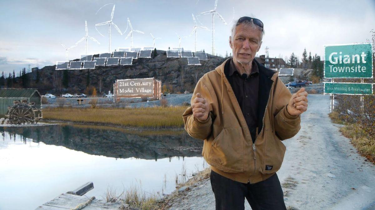 Audience Feedback: SHADOW OF A GIANT, 29min, Canada,Documentary